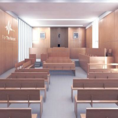 Digital justice facilitates remote proceedings like in a courtroom